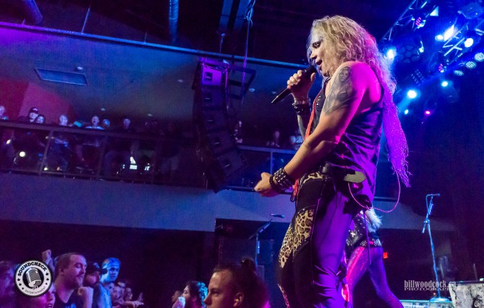 Steel Panther rock the London Music Hall - Photo: Bill Woodcock
