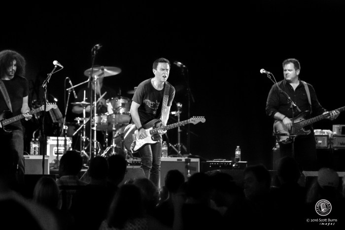 Colin James performs at the Newmarket Jazz+ Fest. Photo: Scott Burns