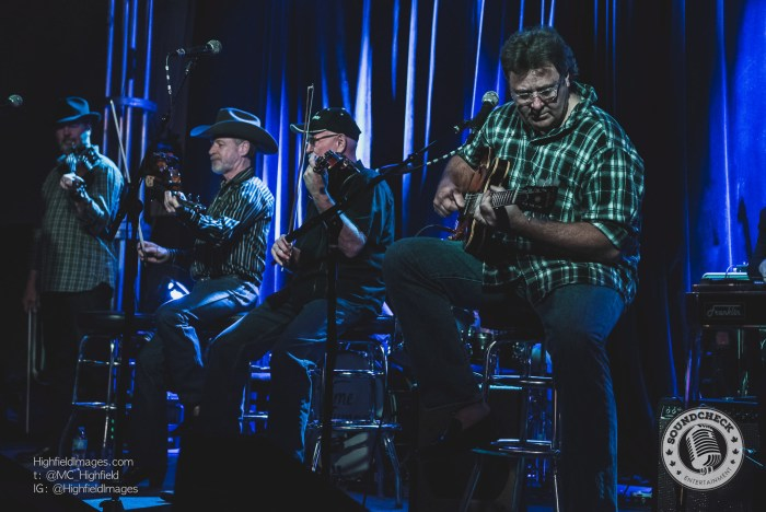 The Time Jumpers - Photo: Mike Highfield