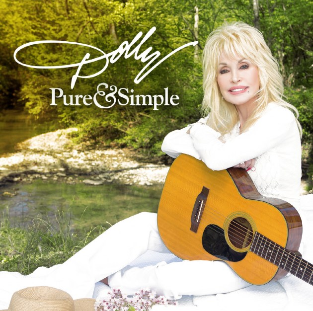 Dolly Parton - Pure & Simple Album Cover