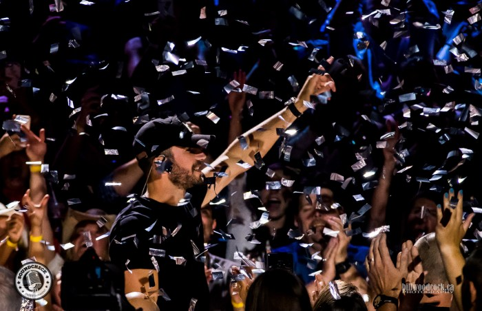 Sam Hunt performs during the 2016 CCMA Awards - Photo: Bill Woodcock