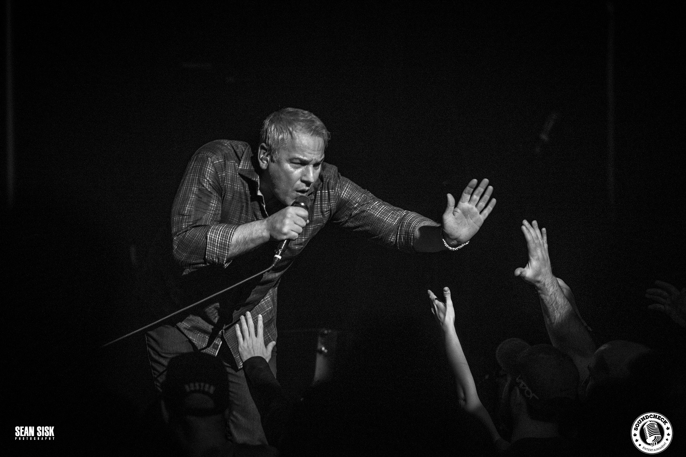 Edwin performs at TD Place with Our Lady Peace – photo by Sean Sisk for Sound Check Entertainment