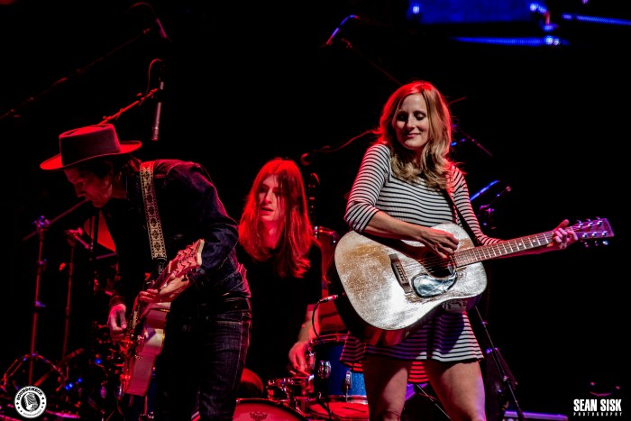 Whitehorse performs at the 2016 Rock for Public Services at TD Place - photo by Sean Sisk