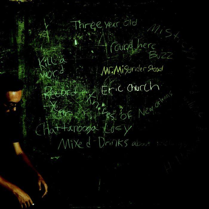 Eric Church - Mr. Misunderstood Photo credit: John Peets