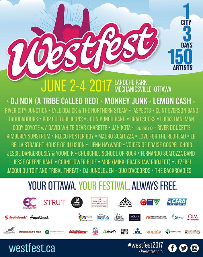WestFest 2017 Poster