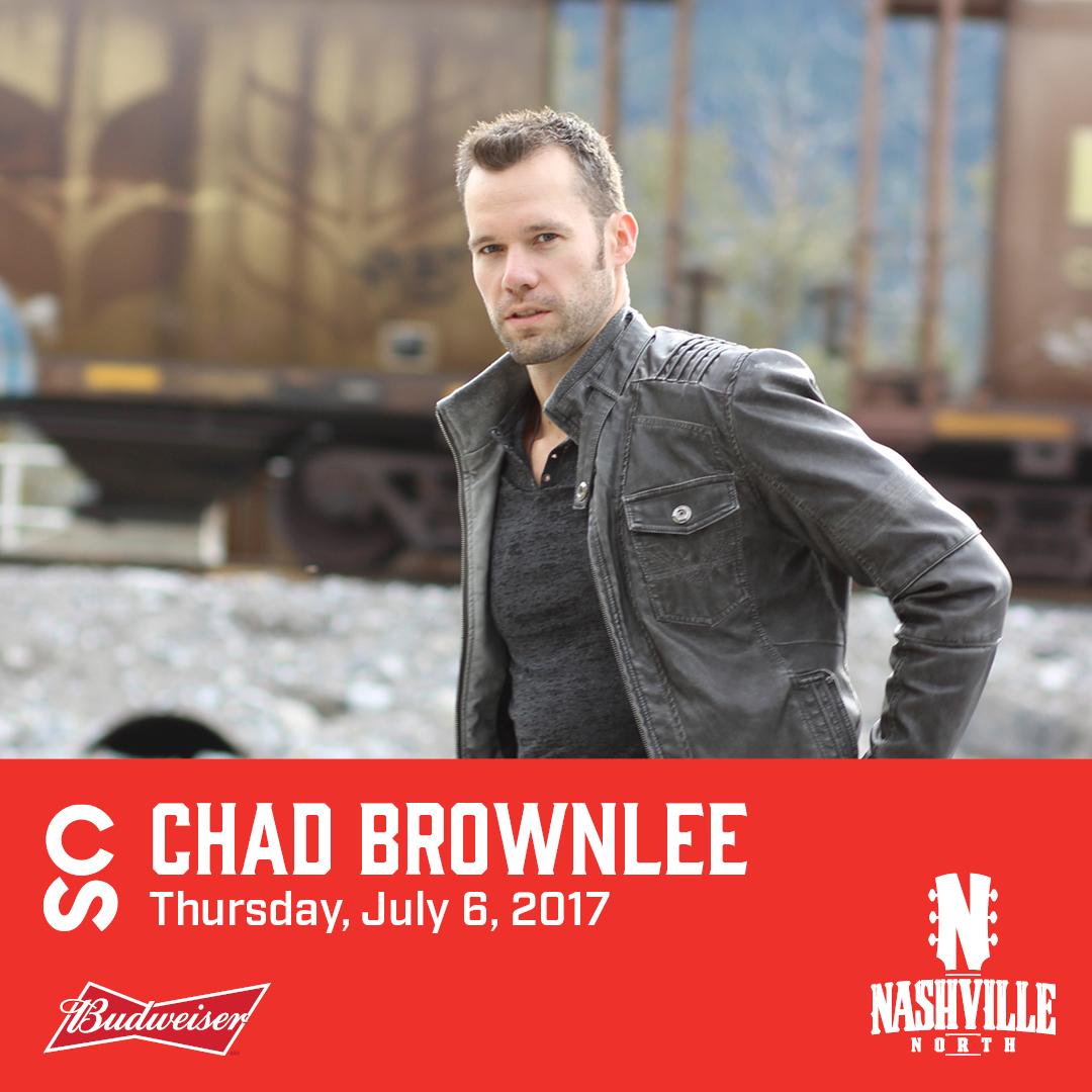Chad Brownlee Stampede