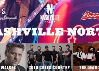 Calgary Stampede Nashville North 2017 Lineup