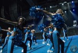 Argos Cheer Team at Grey Cup Festival (TD Place) Photo by Els Durnford (@elsdurnford)