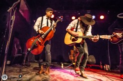 Dead South perform at Lees Palace in Toronto photo Glenn Rodger