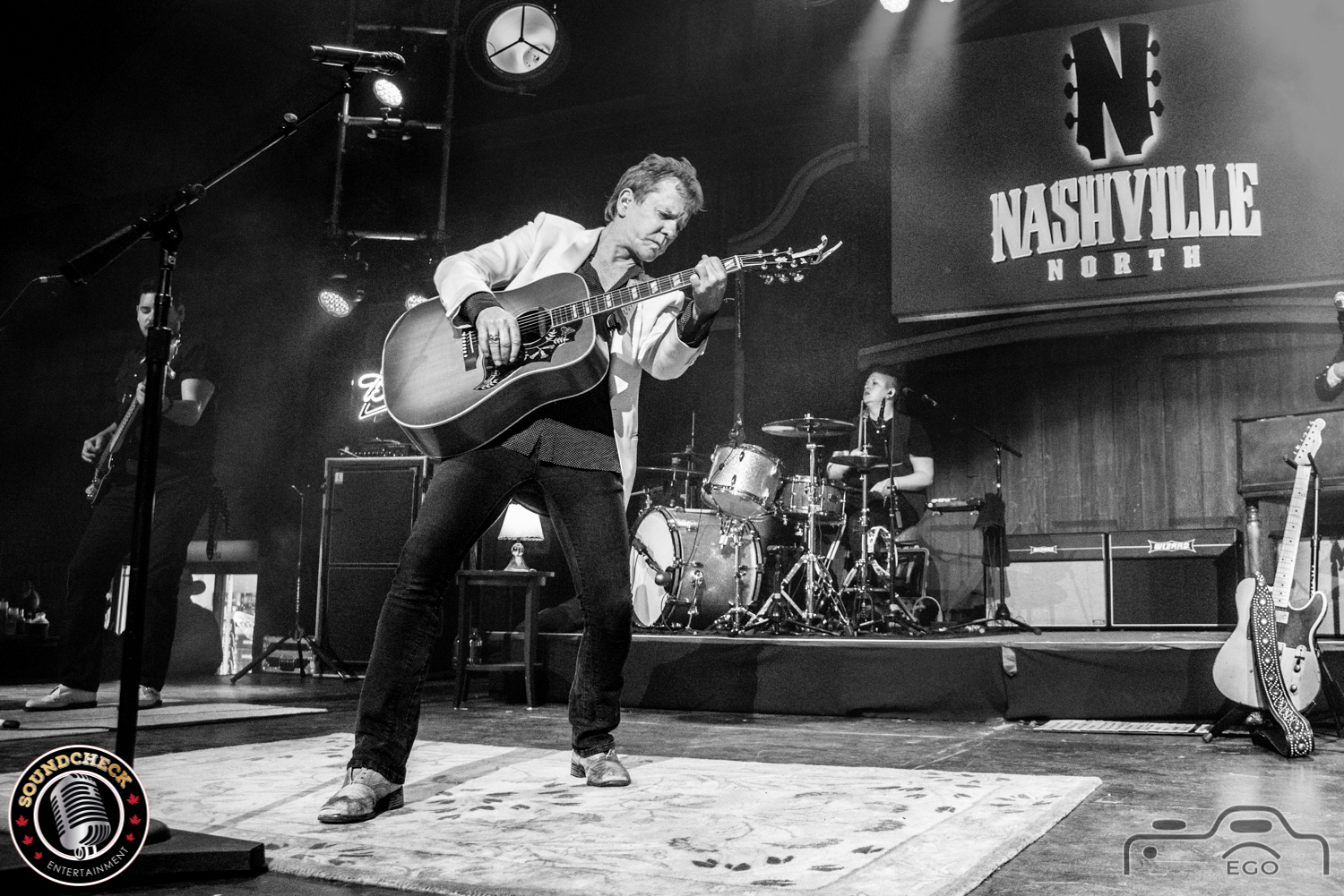 Kiefer Sutherland Brings His Reckless Tour To The Calgary