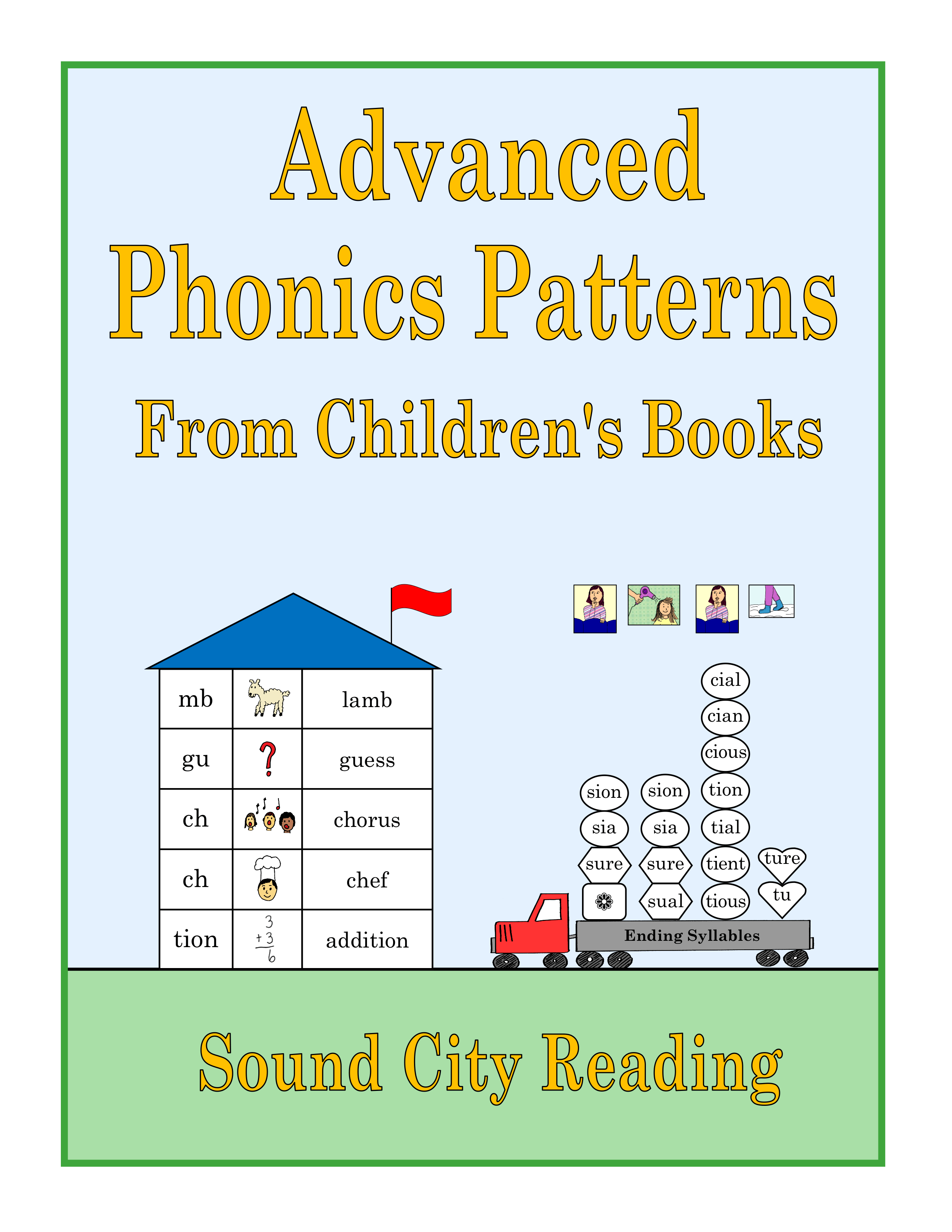 Advanced Phonics Patterns From Children S Books