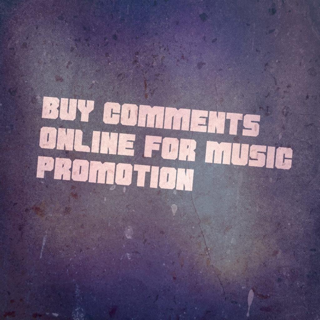 buy comments online for soundcloud