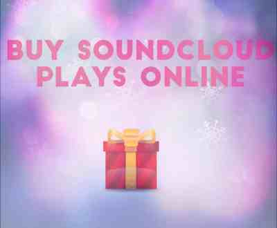 buy plays online for soundcloud