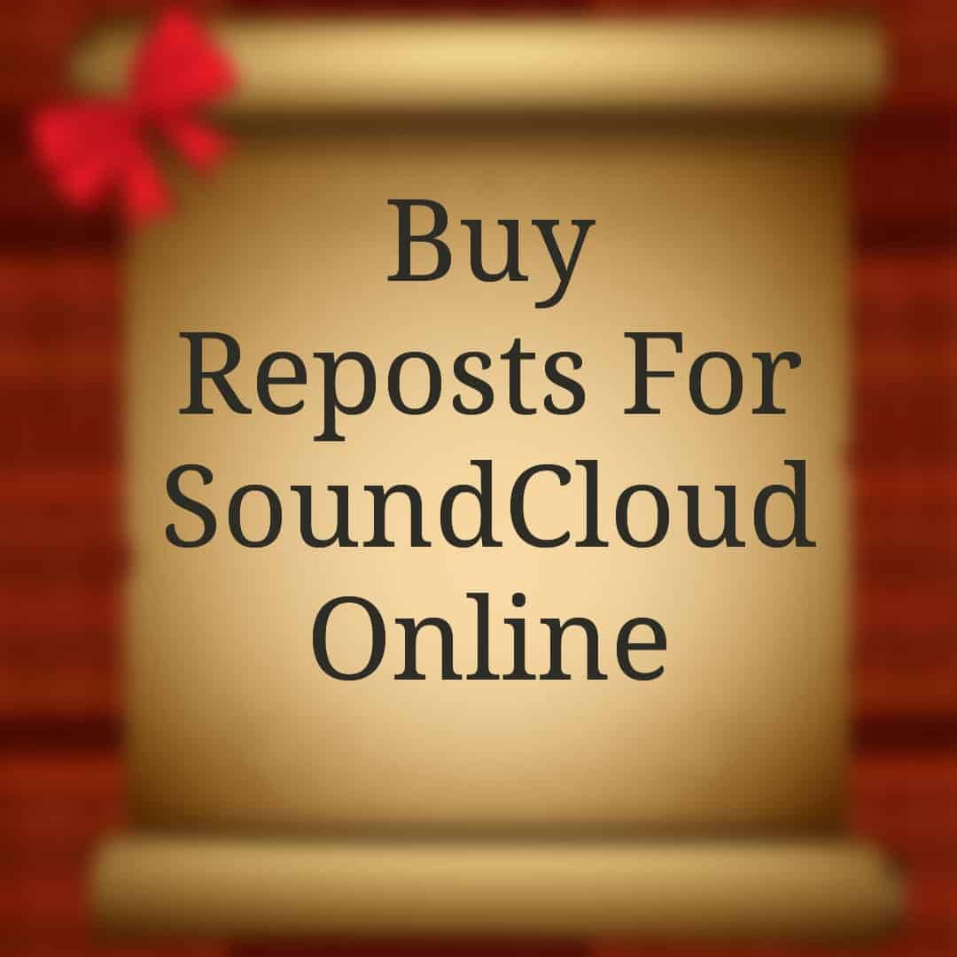 buy soundcloud reposts online