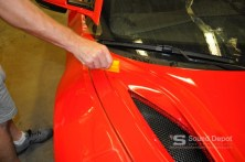 Acura NSX Paint Protection