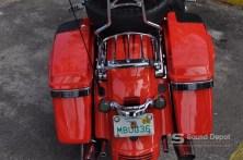 Harley-Davidson Road Glide Speaker