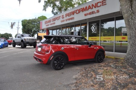 Mini Cooper Crystalline