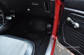 Camaro Stereo