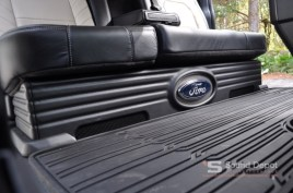 Ford F-250 Stereo