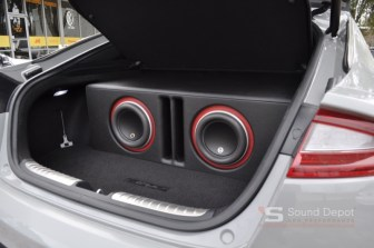 Stinger Subwoofer