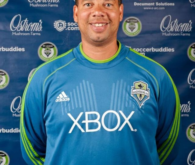 Sounders Women Complete Technical Staff