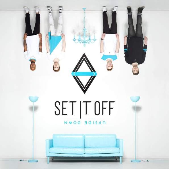 Set It Off - Upside Down Album Art