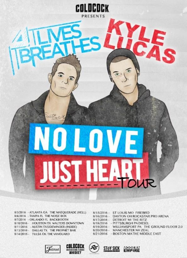 ILIB No Love Tour