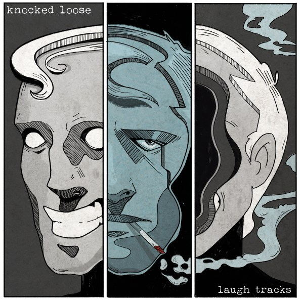 Knocked Loose - Laugh Tracks Art