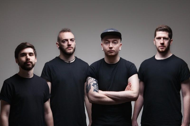 英國金屬樂團 Borders 首張專輯第二首單曲影音 War 來自對於世界腐敗的質疑
