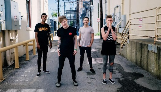 Band Interview: MAKEOUT