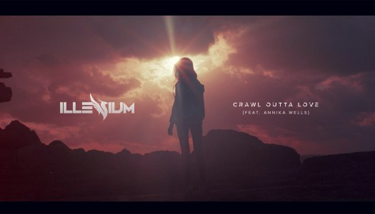 "Illenium Releases ""Crawl Outta Love"" Music Video"