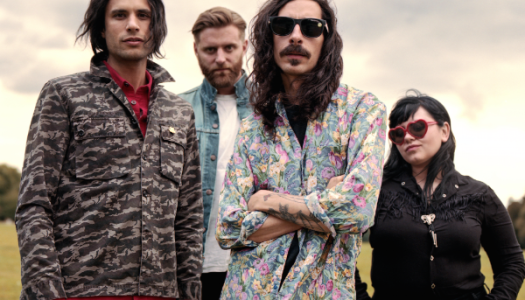 Turbowolf Announce New Record + Release New Single