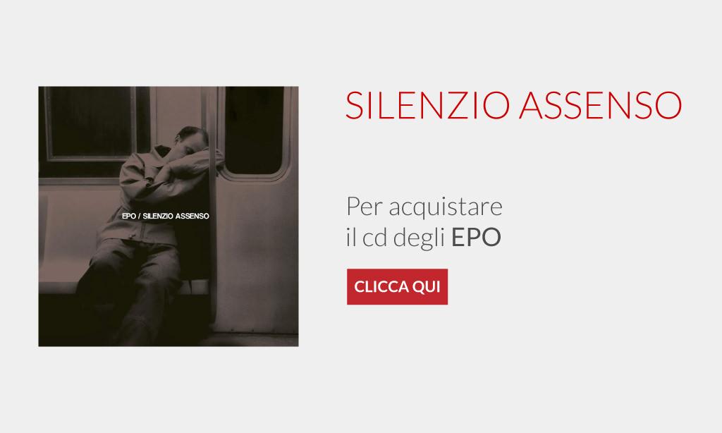 Banner Silenzio Assenso Soundflystore