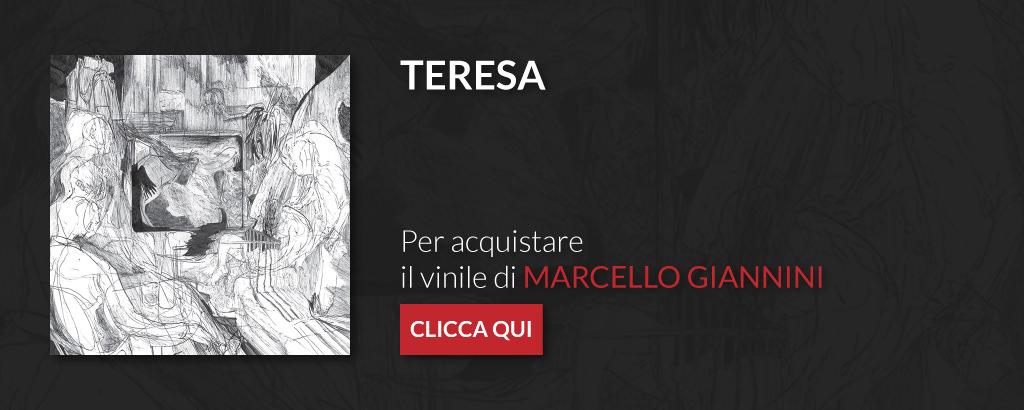 Banner Teresa di Marcello Giannini