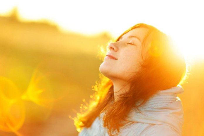 Sunlight vitamin D for fibroid