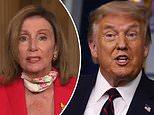 Nancy Pelosi brands COVID-19 the `Trump Virus` and...