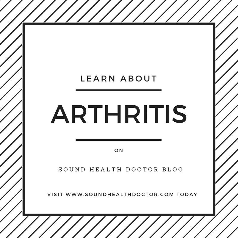 Arthritis : Types, Diagnosis And Treatment