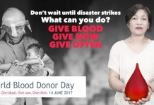world blood donor day 2017