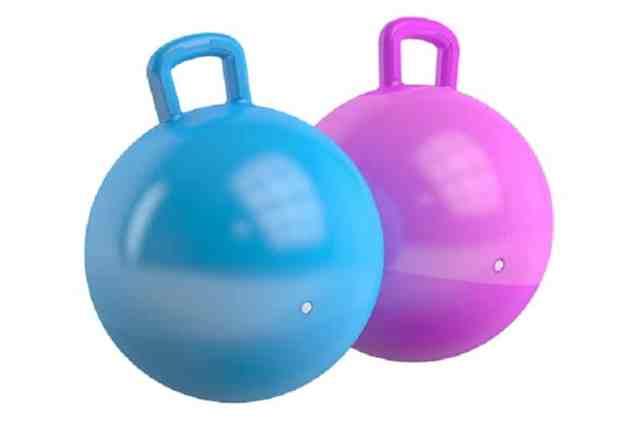 Hopper Ball