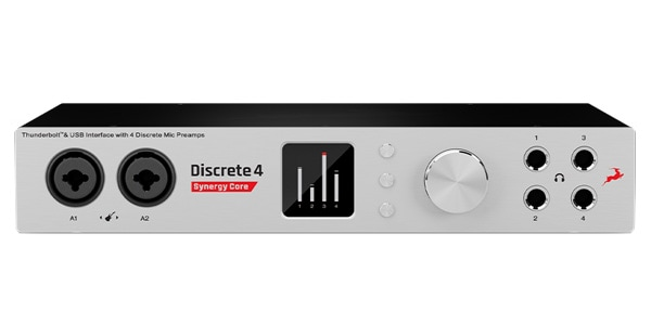 ANTELOPE AUDIO / Discrete 4 Synergy Core