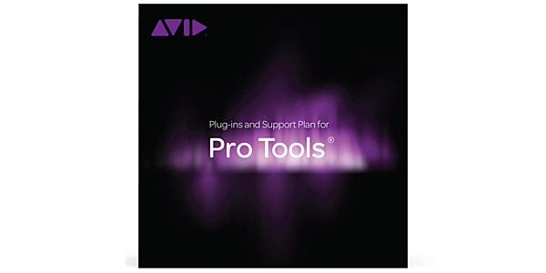 AVID / Plug-ins and Support Plan for Pro Tools