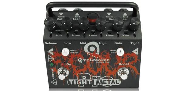 Amptweaker ( アンプトゥウィーカー ) / SCOUR TightMetal Pro