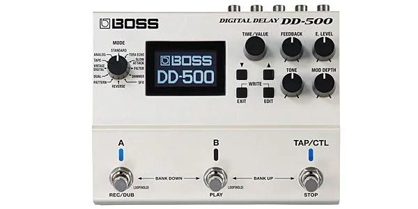 BOSS ( ボス ) / DD-500
