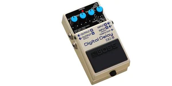 BOSS - DD-8 Digital Delay