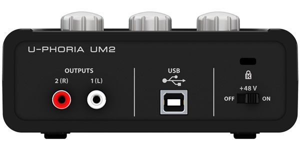 BEHRINGER ( ベリンガー ) / UM2 USBオーディオインターフェイス