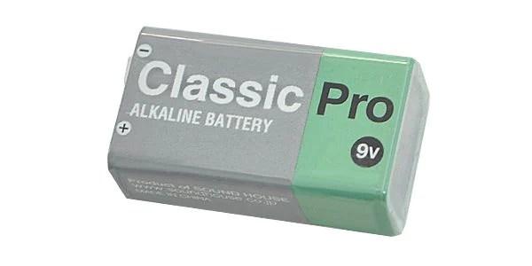 CLASSIC PRO ( クラシックプロ ) / アルカリ乾電池 9V 006P CP9V ALK