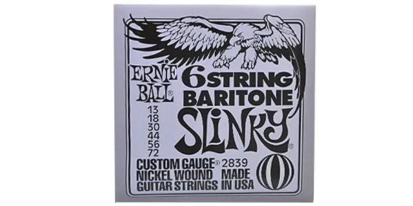 ERNIE BALL / 6-String Baritone