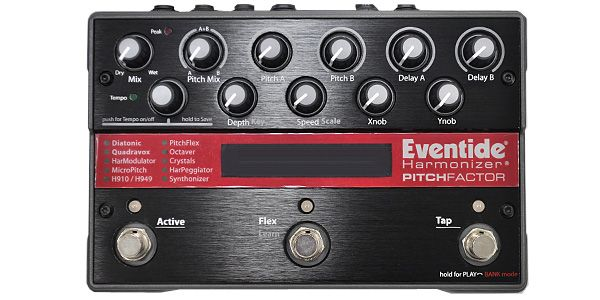 EVENTIDE - Pitch Factor