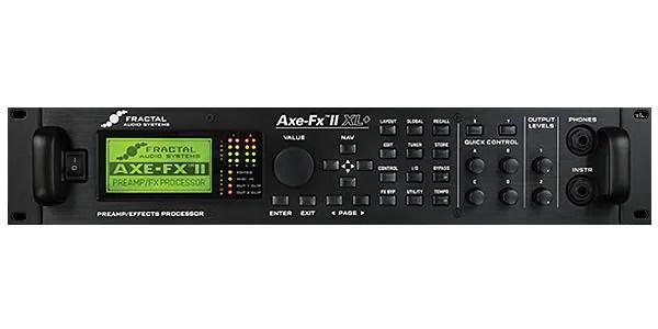 Fractal Audio Systems ( フラクタルオーディオシステムズ ) / Axe-Fx II XL+