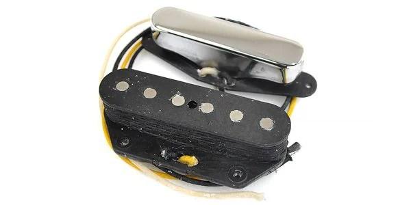 FENDER ( フェンダー ) / Custom Shop '51 Nocaster Tele Pickups Set